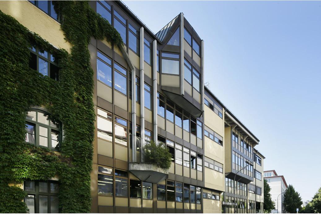 SHK Innung München Gebäude